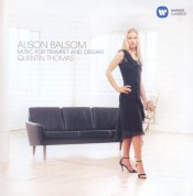 Alison Balsom, Quentin Thomas: Music For Trumpet and Organ - CD