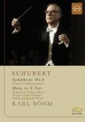 Wiener Philharmoniker, Karl Böhm: Schubert: Symphony No.9, Mass in E flat major - DVD