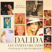 Dalida: L'intégrale: Les Années Orlando - CD