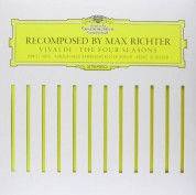 Max Richter, André de Ridder, Daniel Hope, Konzerthaus Kammerorchester Berlin: Vivaldi: Four Seasons Recomposed By Max Richter - Plak
