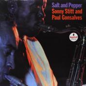 Sonny Stitt, Paul Gonsalves: Salt And Pepper (45rpm-edition) - Plak