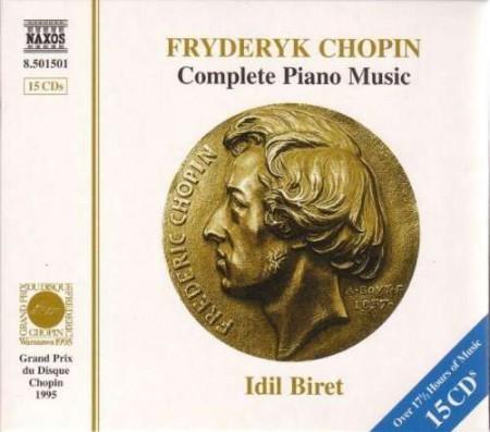 İdil Biret: Chopin: Complete Piano Music - CD