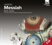 The Choir of Clare College, Freiburger Barockorchester, René Jacobs: Handel: Messiah - CD