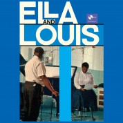 Ella Fitzgerald, Louis Armstrong: Ella & Louis (Alternative, Rare Cover). - Plak