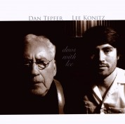 Lee Konitz, Dan Tepfer: Duos with Lee - CD