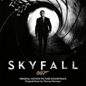 Thomas Newman: Skyfall (Limited Numbered Edition - Transparent Black Vinyl) - Plak