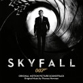 Thomas Newman: Skyfall (Limited Numbered Edition - Transparent Black Vinyl) - Plak