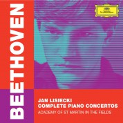 Jan Lisiecki: Beethoven: Complete Piano Concertos - CD