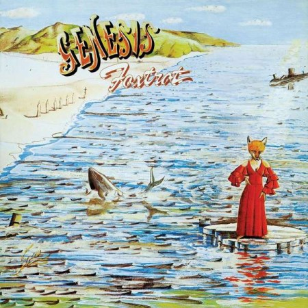Genesis: Foxtrot (2018 Reissue) - Plak