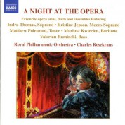 Night At The Opera (A) - Favourite Opera Arias, Duets and Ensembles - CD
