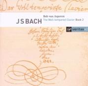 Bob Van Asperen: Johann Sebastian Bach: The Well Tempered Clavier Book II - CD