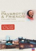 Luciano Pavarotti - The Pavarotti & Friends - DVD