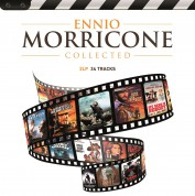 Ennio Morricone: Collected (Clear Vinyl) - Plak