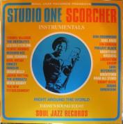 Çeşitli Sanatçılar: Studio One Scorcher - Plak