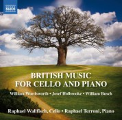 Raphael Terroni, Raphael Wallfisch: British Music for Cello & Piano - CD