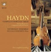 Esterhazy Ensemble: Haydn: Complete Baryton Trios - CD