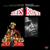 James Brown: Black Caesar (Soundtrack) - Plak
