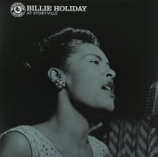 Billie Holiday: At Storyville (140g) - Plak