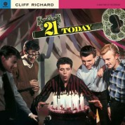Cliff Richard: 21 Today - Plak