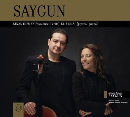 Sinan Dizmen, Elif Önal: Saygun - CD