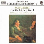 Ulf Bastlein: Schubert: Lied Edition  3 - Goethe, Vol.  1 - CD