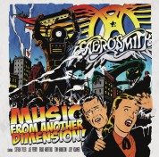 Aerosmith: Music From Another Dimension - CD