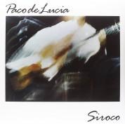 Paco de Lucia: Siroco - Plak