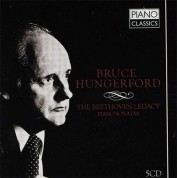 Bruce Hungerford: The Beethoven Legacy - CD