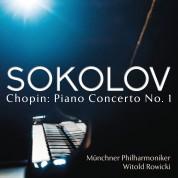 Grigory Sokolov, Münchner Philharmoniker, Witold Rowicki: Chopin: Piano Concerto No.1 - CD