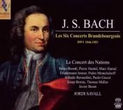 Le Concert des Nations, Jordi Savall: J. S. Bach: Les Six Concerts Brandebourgeois - SACD