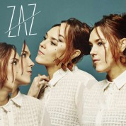 Zaz: Effet Miroir (Turquoise Vinyl) - Plak