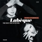 Katia Labèque, Marielle Labèque: Katia & Marielle Labèque - Piano Fantasy - CD