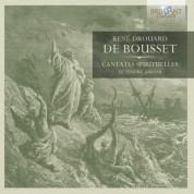 Le Tendre Amour: De Bousset: Cantates Spirituelles - CD