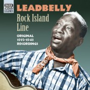 Leadbelly: Rock Island Line (1935-1941) - CD