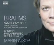Brahms: Symphony No. 1 / Tragic Overture / Academic Festival Overture - CD