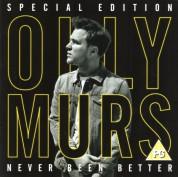 Olly Murs: Never Been Better - CD