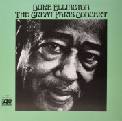 Duke Ellington: The Great Paris Concert - Plak