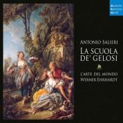 L'Arte del mondo: Salieri: La Scuola De' Gelosi - CD