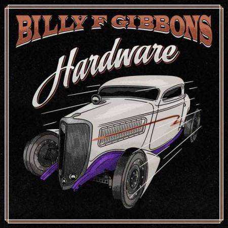 Billy F Gibbons: Hardware (Limited Edition - Red Vinyl) - Plak
