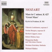Mozart: Mass No. 18 in C Minor, K. 427, 'Great' / Kyrie in D Minor, K. 341 - CD