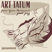 Art Tatum From Gene Norman's Just Jazz (Red - Brown Vinyl) - Plak