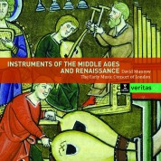 Early Music Consort of London, David Munrow: Instruments Of The Middle Ages & The Renassaince - CD