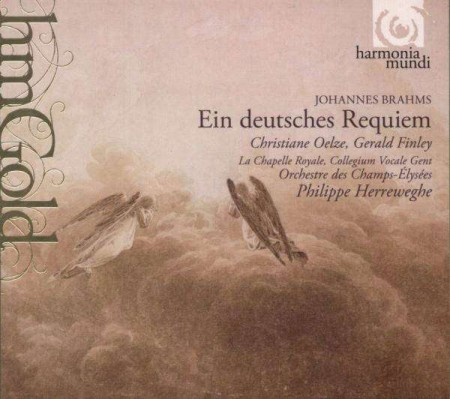 Philippe Herreweghe: Brahms: German Requiem - CD