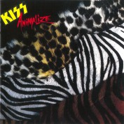Kiss: Animalize - CD