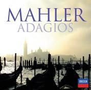 Deutsches Symphonie-Orchester Berlin, Chicago Symphony Orchestra, Brigitte Fassbaender, Sir Georg Solti, Yvonne Minton, Riccardo Chailly: Mahler: Adagios - CD