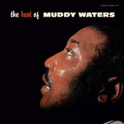 Muddy Waters: Best Of + 4 Bonus Tracks! in Semi-Transparent Brown Colored Vinyl. - Plak