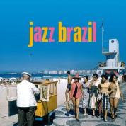 Çeşitli Sanatçılar: Jazz Brazil (Jazz Bossa Nova Hits in Deluxe Gatefold Edition) - Plak