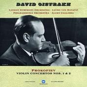 David Oistrakh: Prokofiev: Violin Concertos - Plak