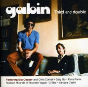 Gabın: Third and Double - CD