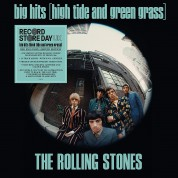 Rolling Stones: Big Hits (High Tide And Green Grass) - Plak